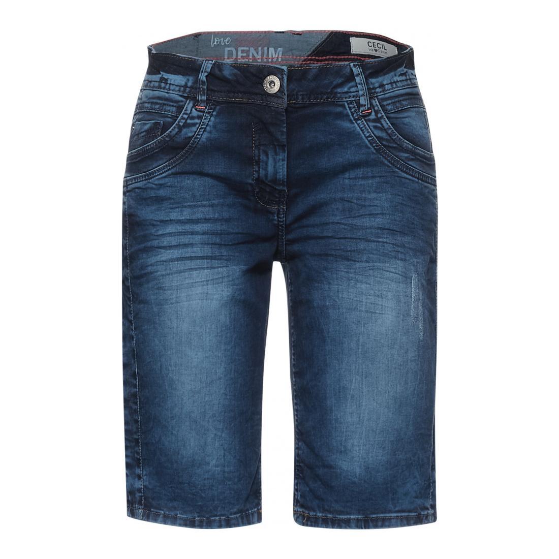 Cecil Bermuda/Shorts Damen Style NOS Scarlett Shorts