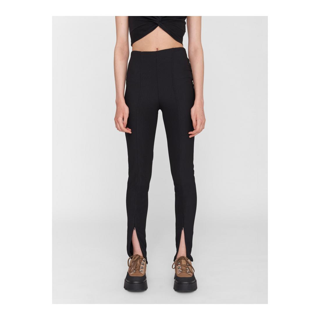 Noisy May Joggingpants/Leggins Damen NMSALLIE HW FRONT DETAIL