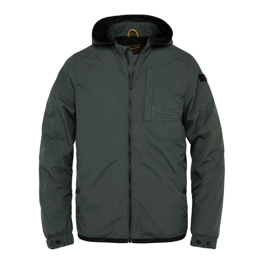 PME Legend Jacke lang Herren Zip jacket Scouter Poly r