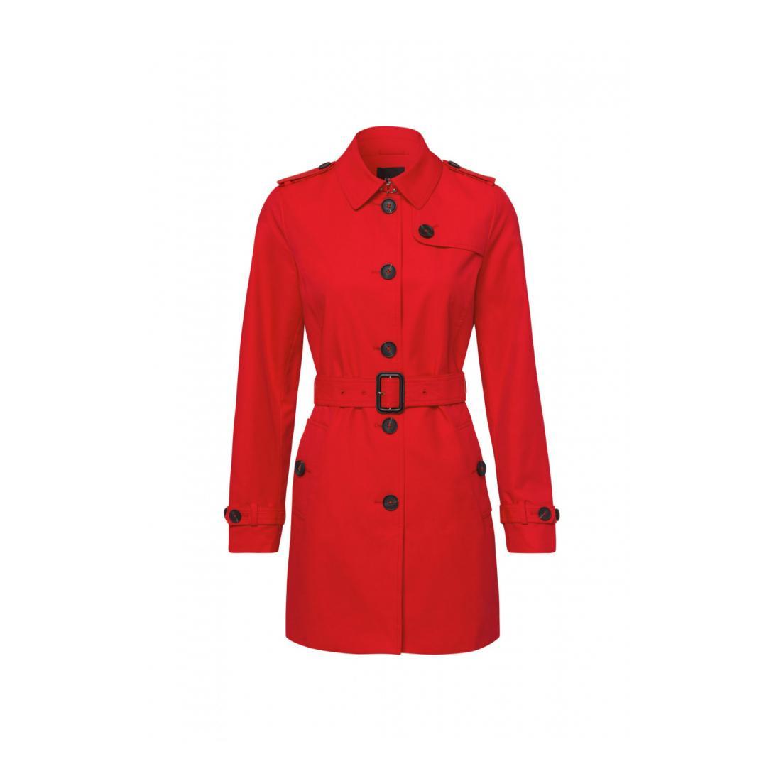 Zero Mantel Damen Trench coat, single breas