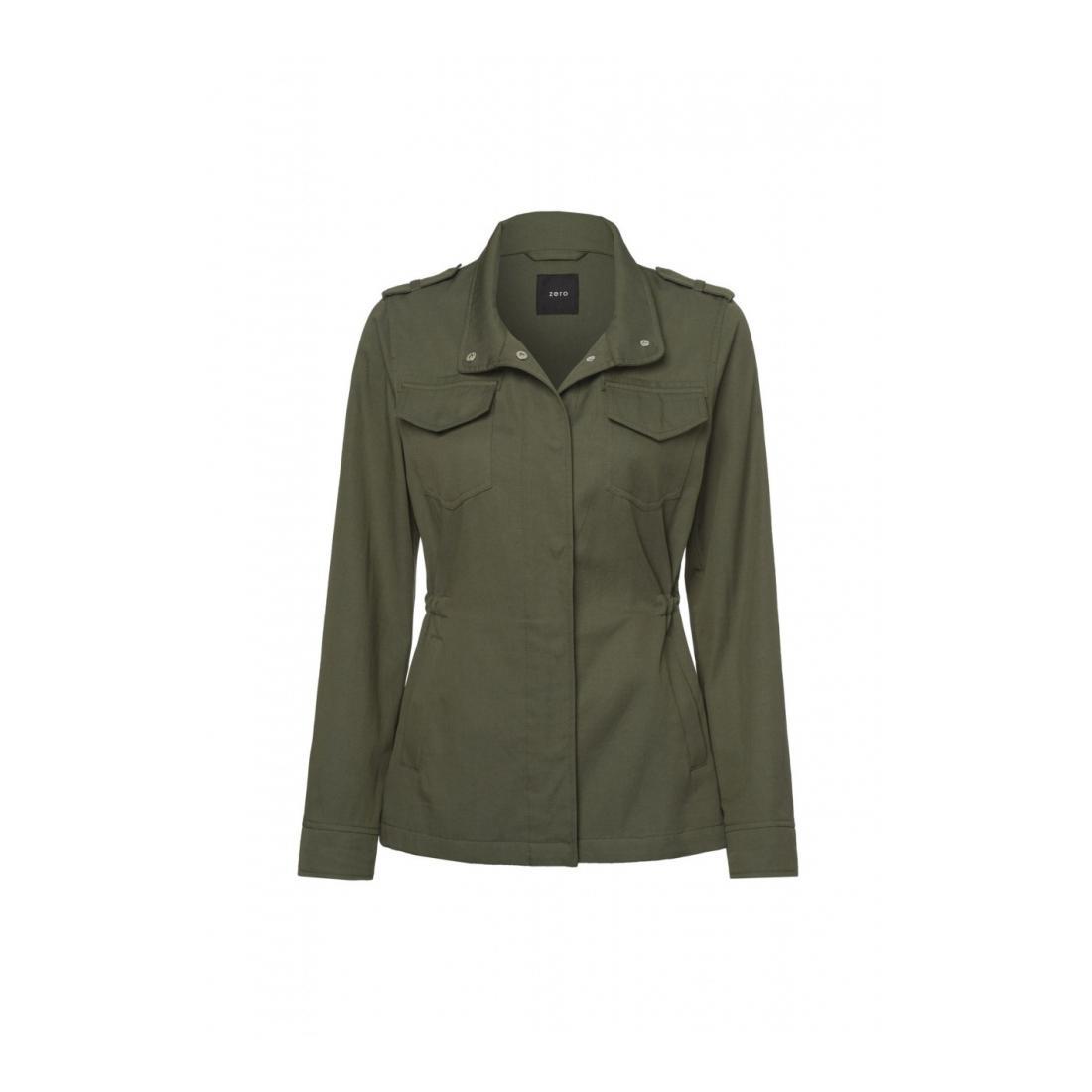 Zero Jacke kurz Damen soft utility Jacket