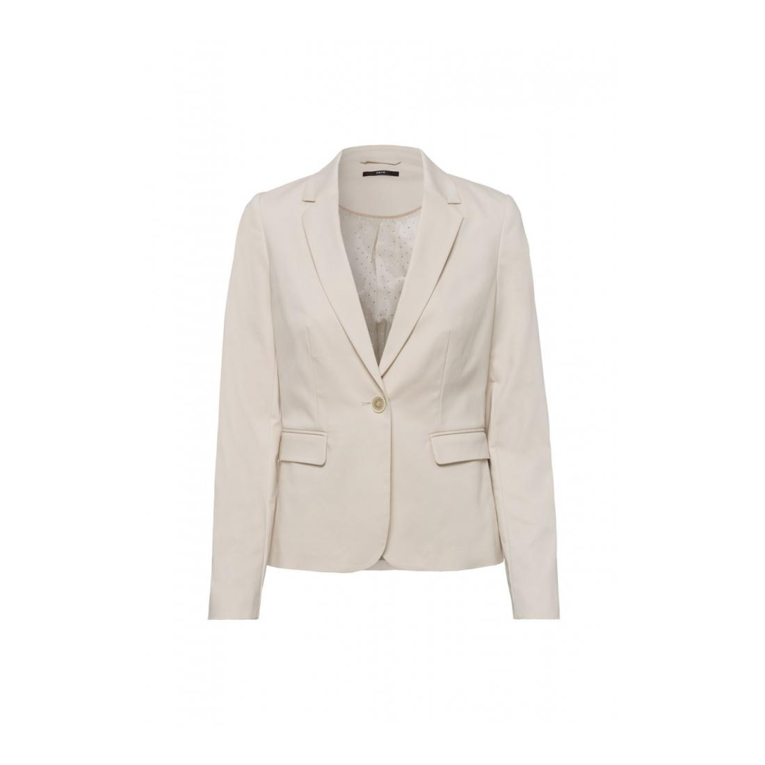 Zero Damen Blazer Hosenanzug Blazer Business Colored n