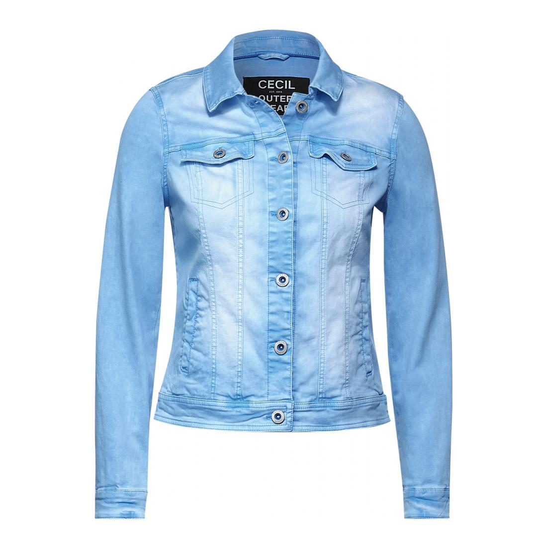 Cecil Jacke kurz Damen Style Denim Jacket Color
