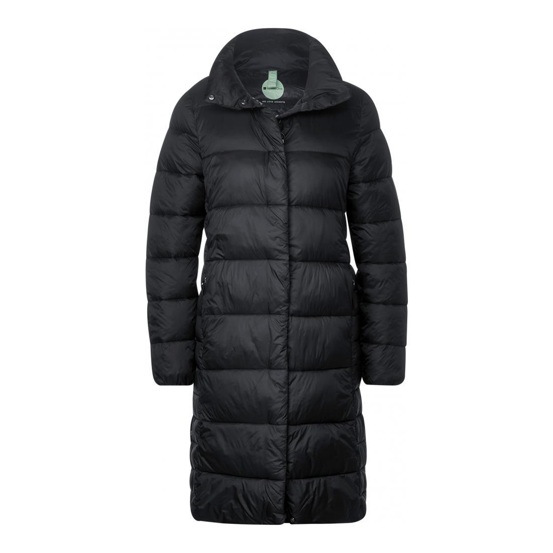 Street One Mantel Damen LTD QR Long padded coat