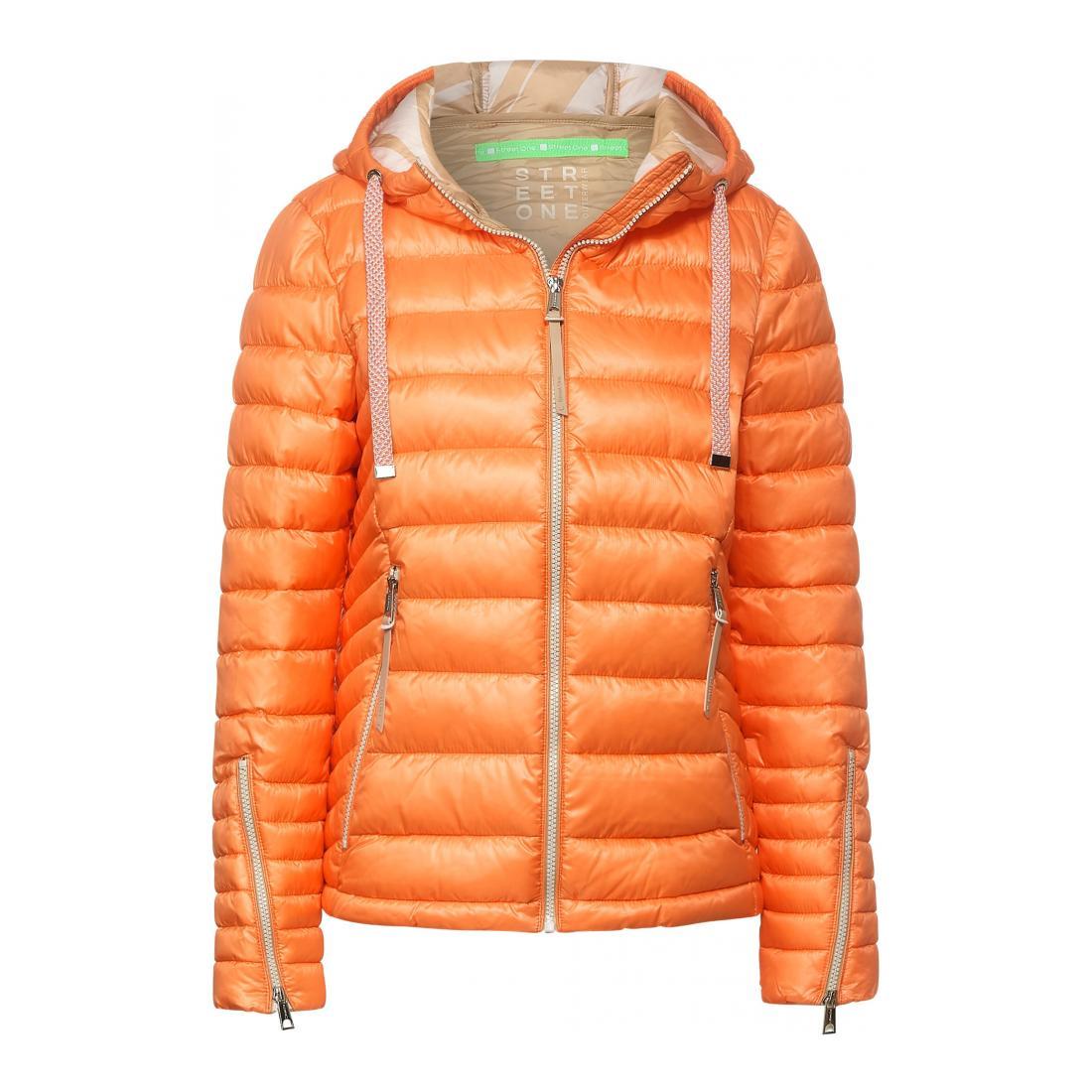 Street One Jacke kurz Damen short padded jacket