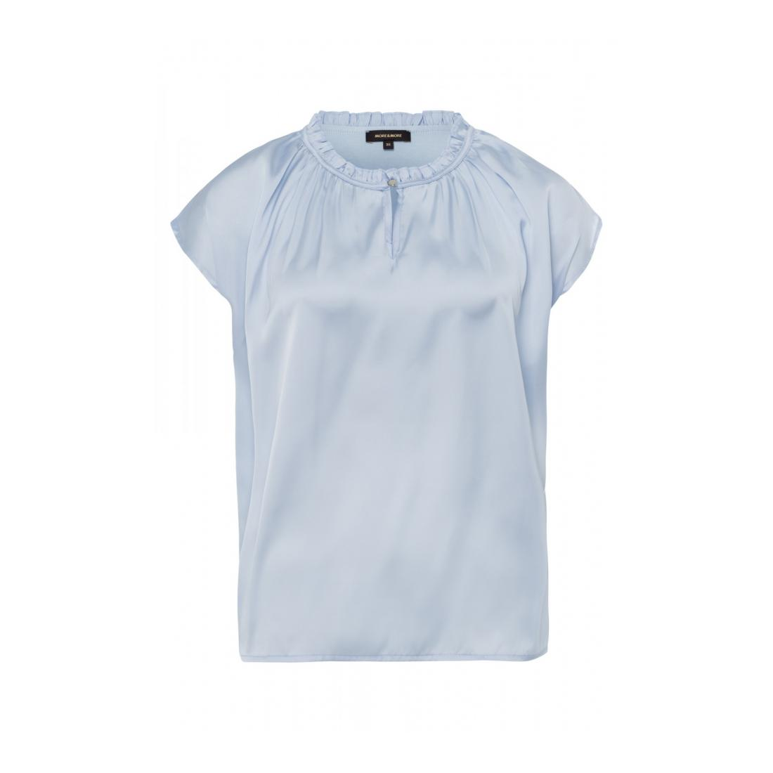 More & More Casual Blusen Da Feminine Shirt Active