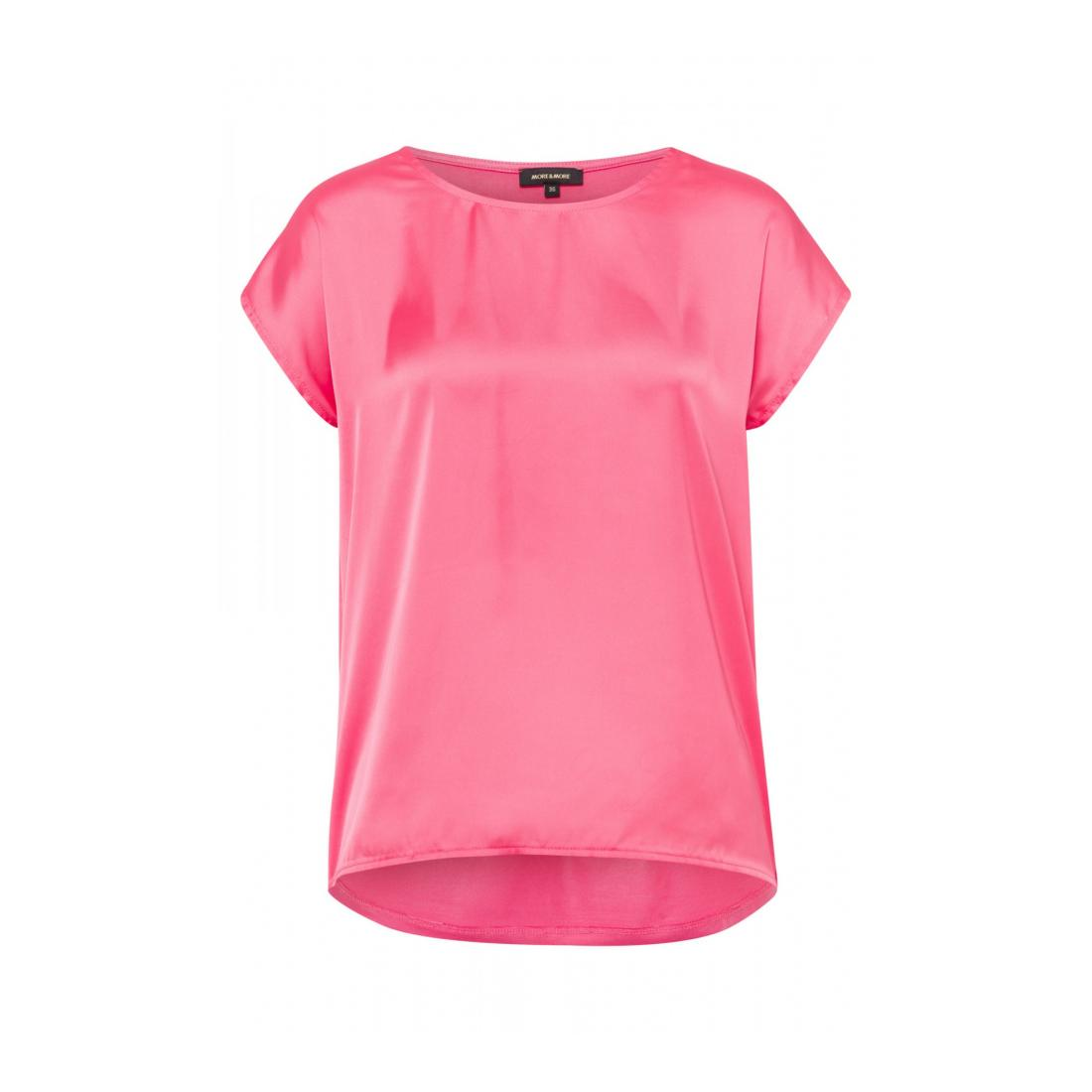 More & More T-Shirt Damen Shirt Active