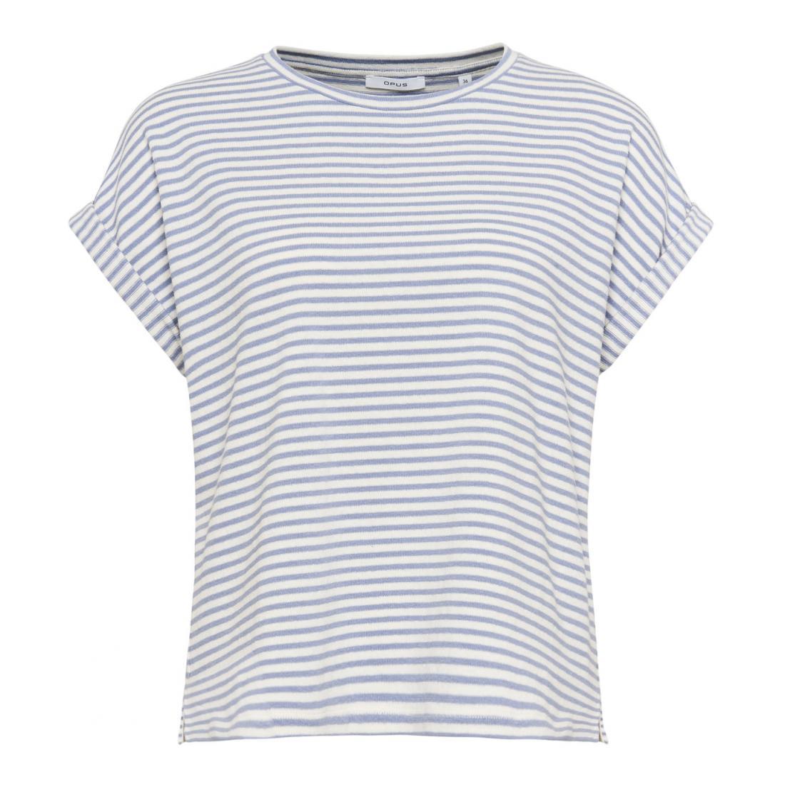 Opus T-Shirt Damen Sipay