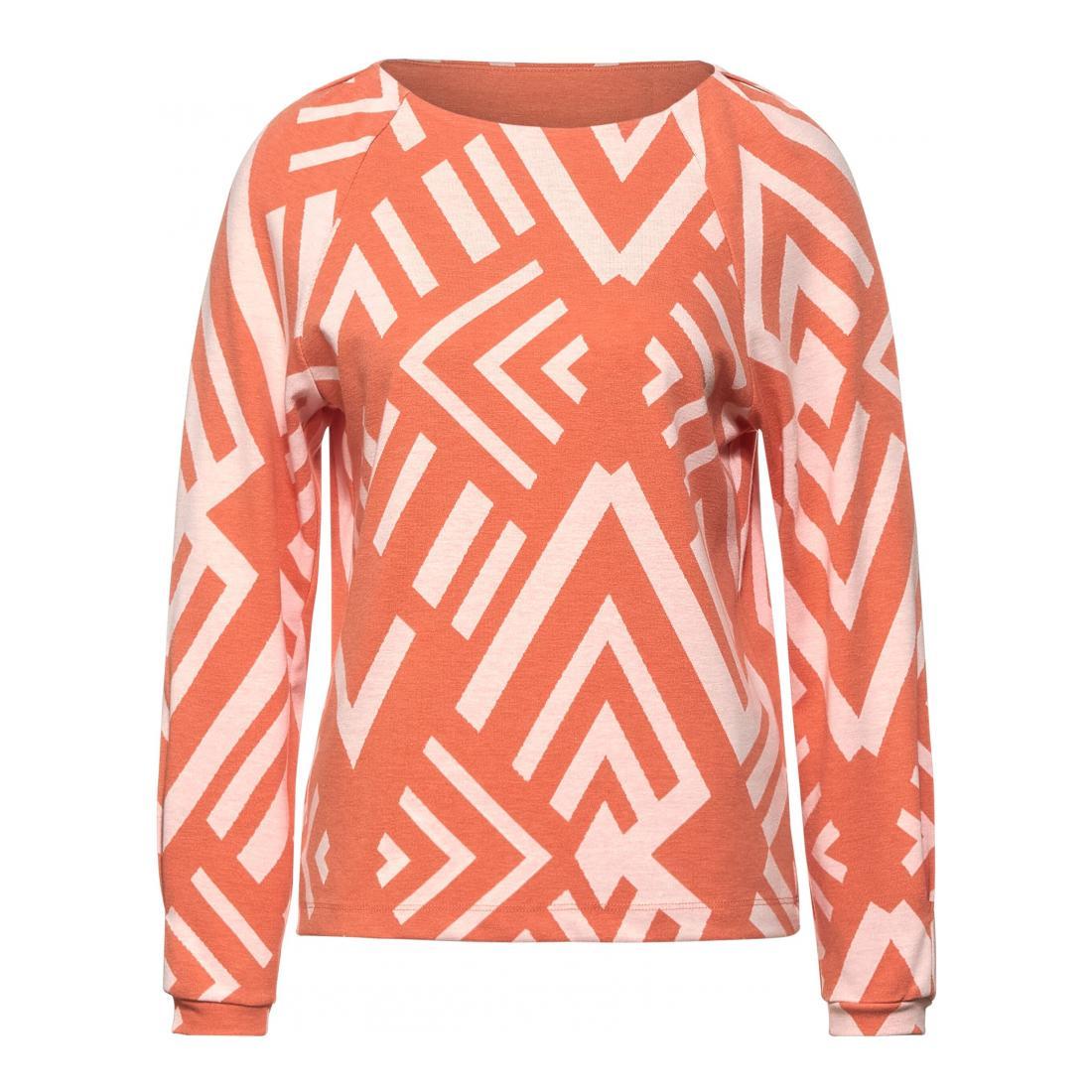 Street One Longsleeves Damen LTD QR soft dessin shirt