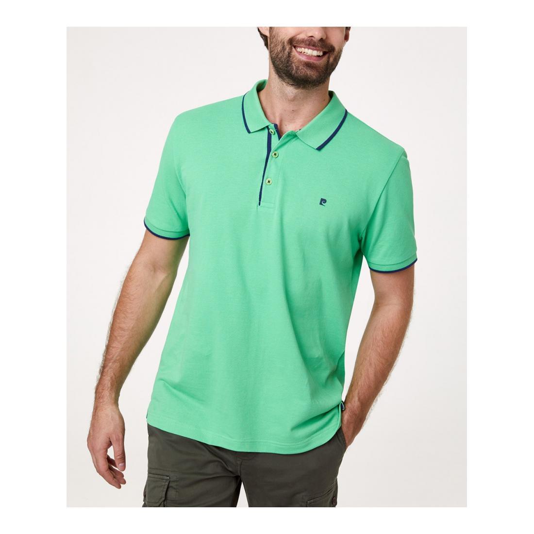 Pierre Cardin Polo Herren Poloshirt KN