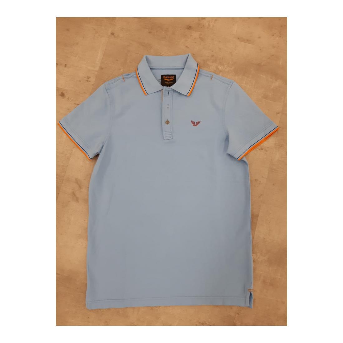 PME Legend  Short sleeve polo stretch