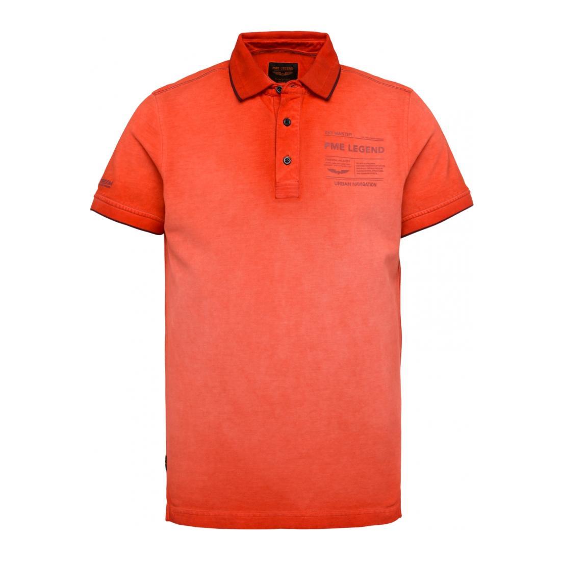 PME Legend Polo Herren Short sleeve polo light p