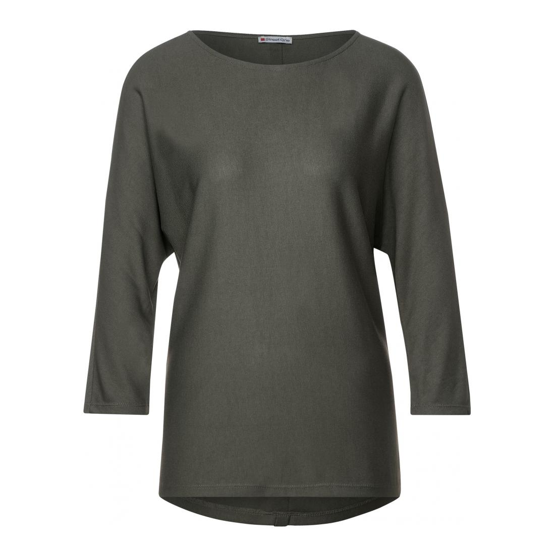 Street One Longsleeves Damen QR batwing shirt
