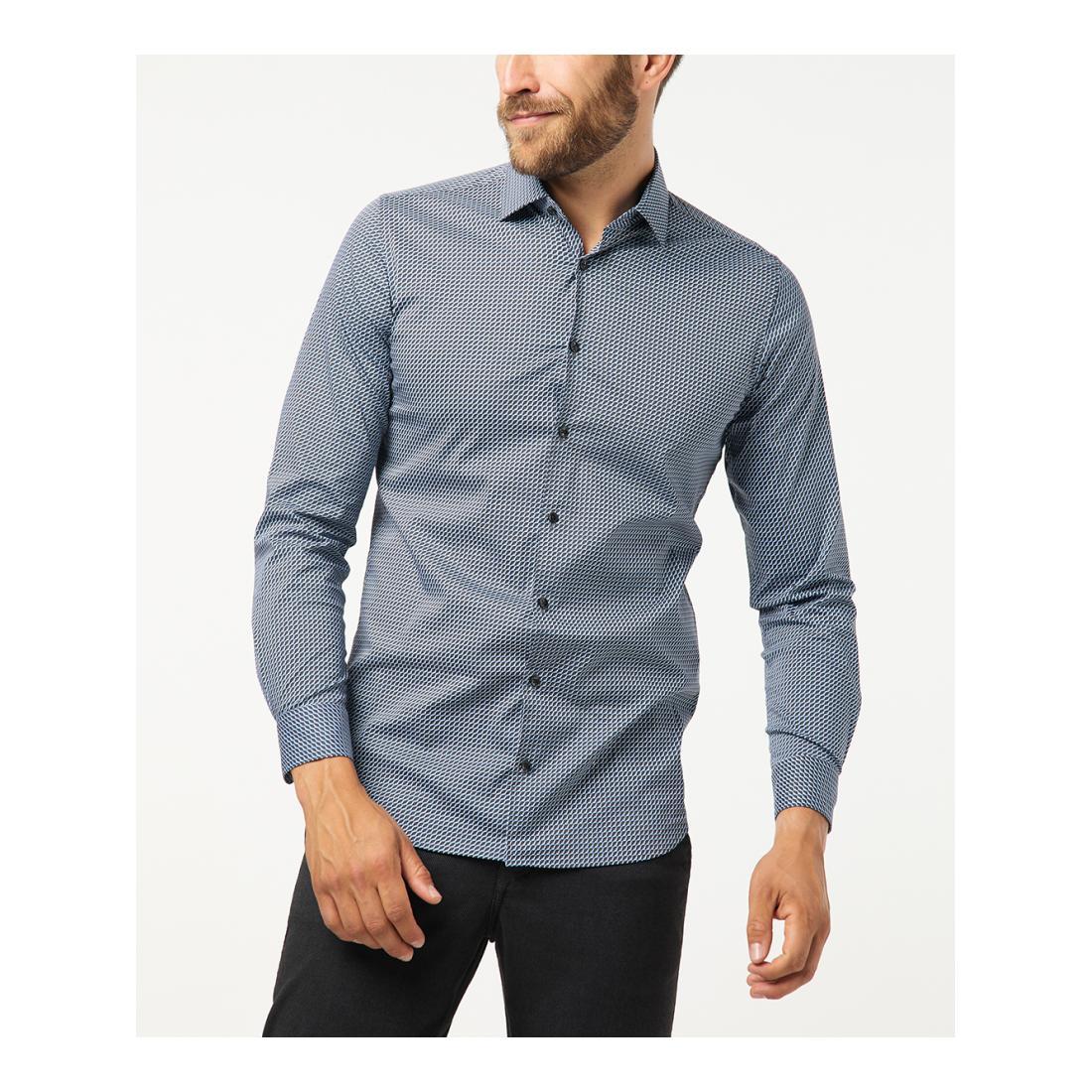 Pierre Cardin Casual Hemden Herren Hemd Langarm