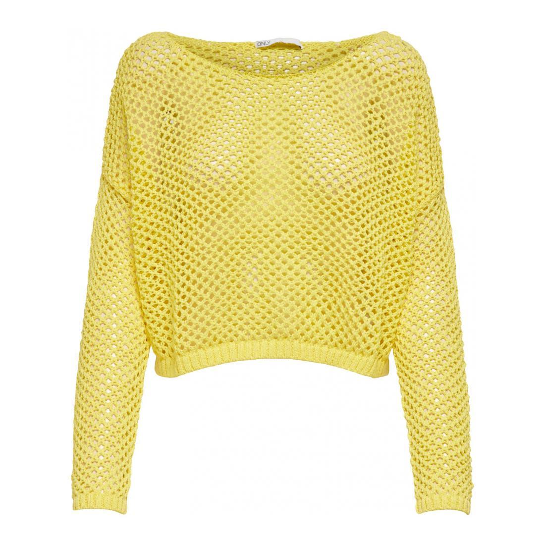 Only Pullover Damen ONLPALMER L/S PULLOVER KN