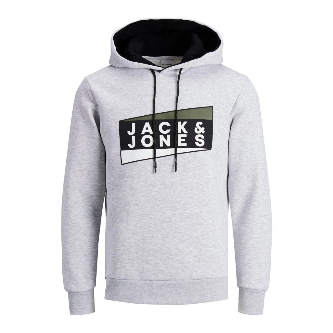 Jack & Jones Hoodie JCOANTON SWEAT HOOD NOOS