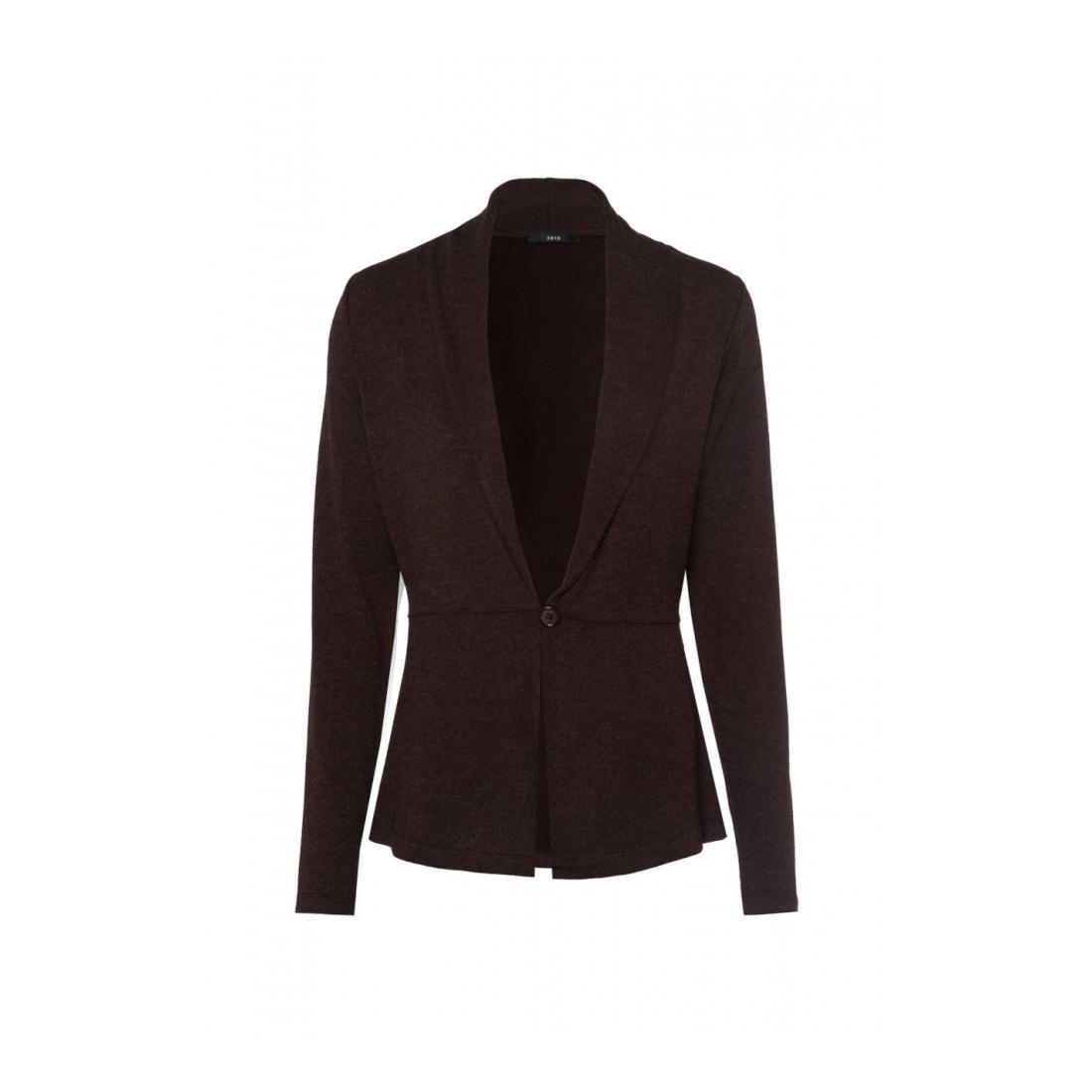 Zero Cardigan Damen Jersey Sweat