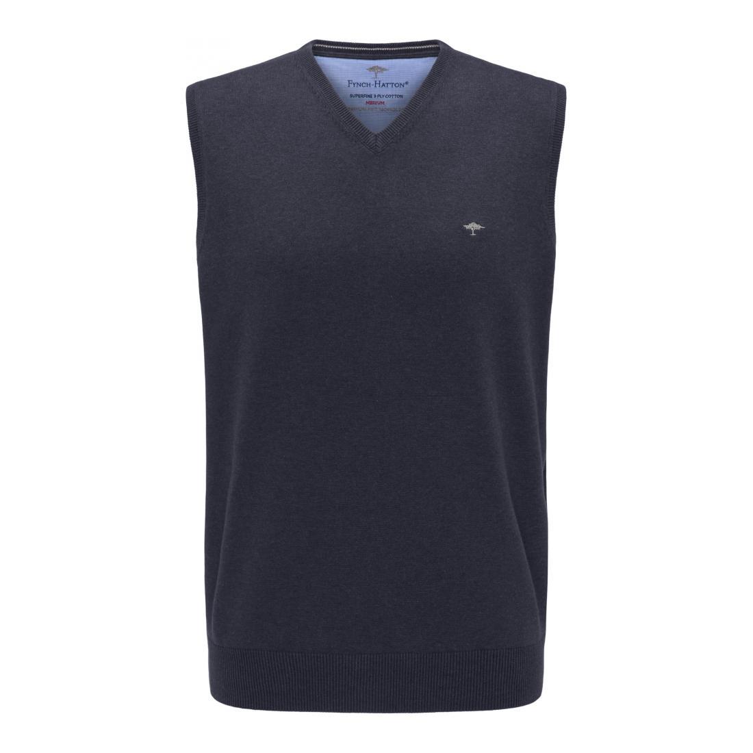 Fynch-Hatton Pullover Herren Slipover