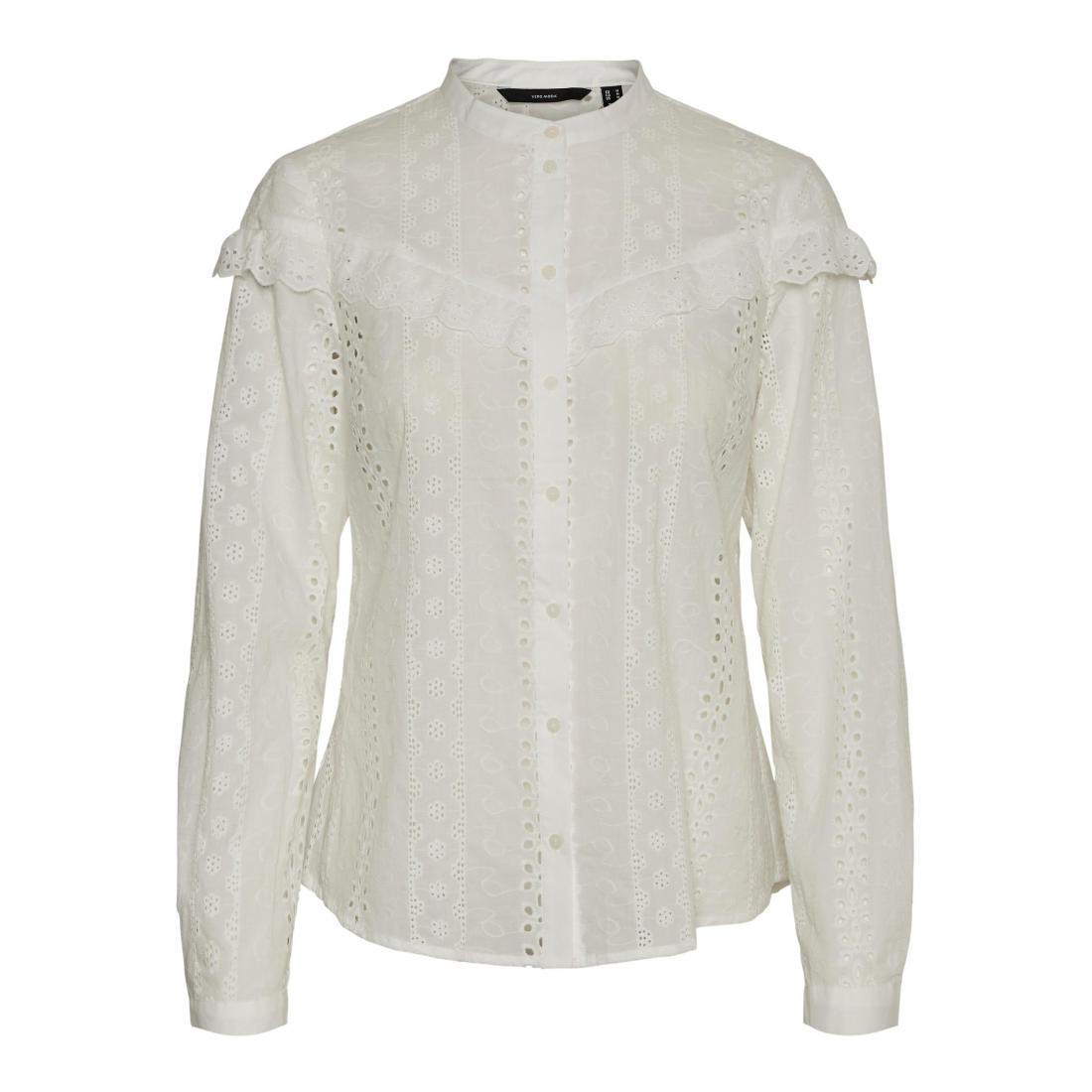 Vero Moda Casual Blusen Da VMNORA L/S SHIRT NOOS
