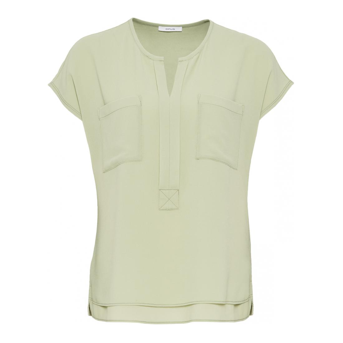 Opus T-Shirt Damen Flusi