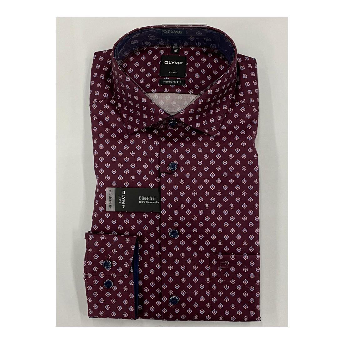 Olymp Business Hemden Herren 1272/64 Hemden