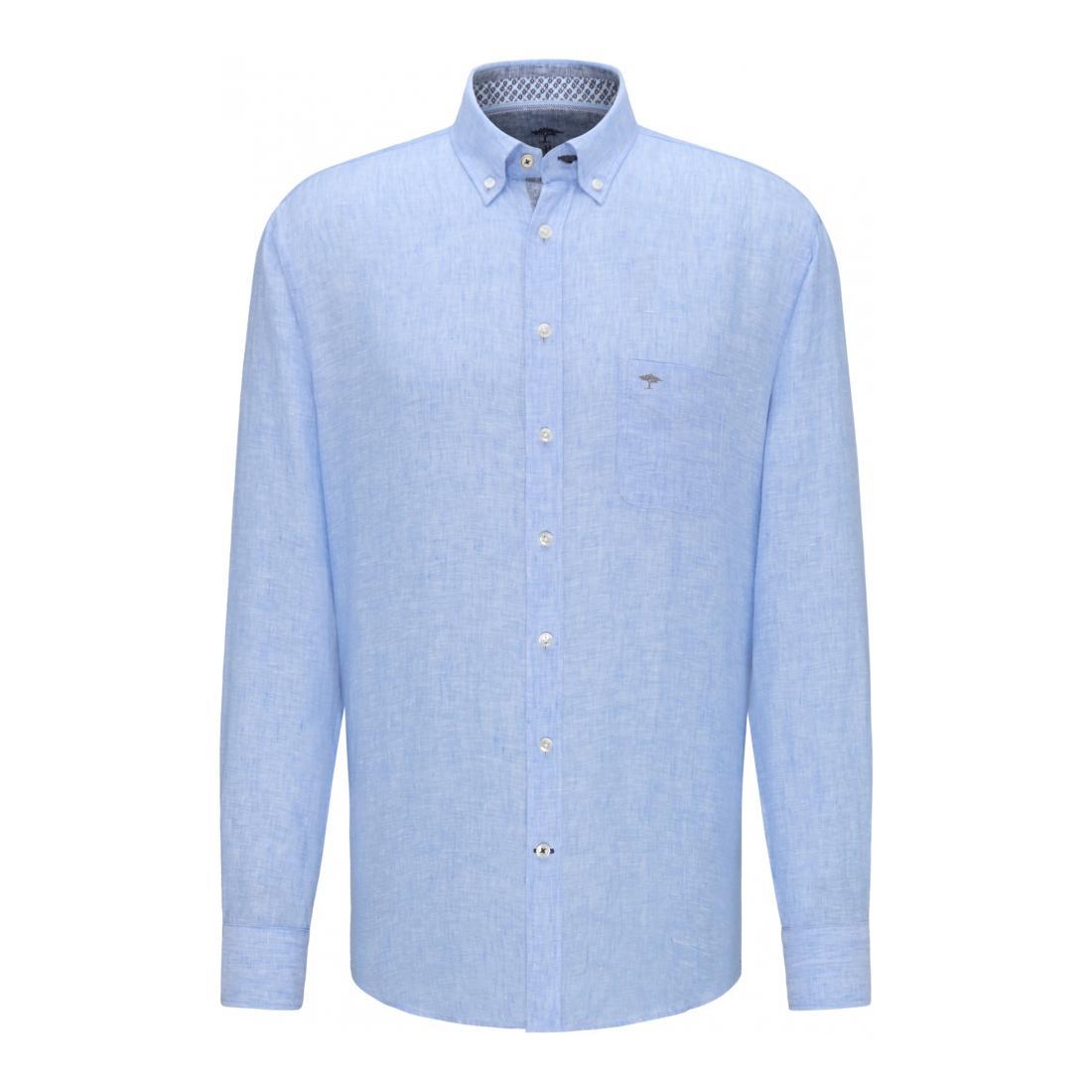 Fynch-Hatton Business Hemden Herren Premium Linen, 1/1, B.D.