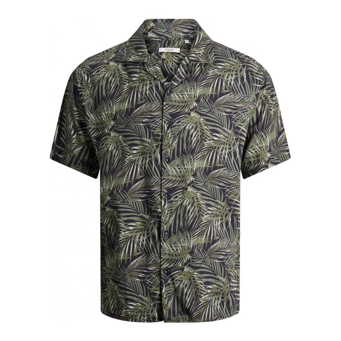 Jack & Jones Casual Hemden Herren JPRBLALEAF RESORT SHIRT S