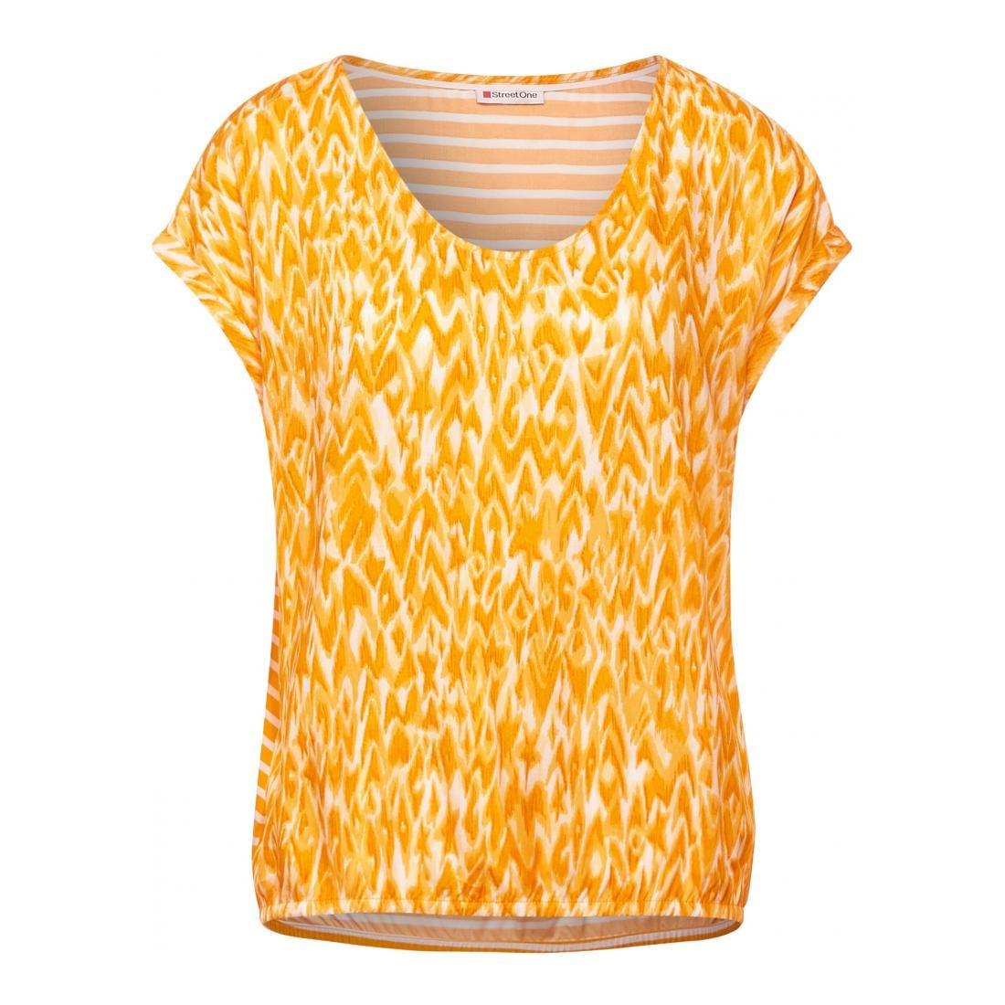 Street One T-Shirt Damen Style LTD QR Laurentia Pr