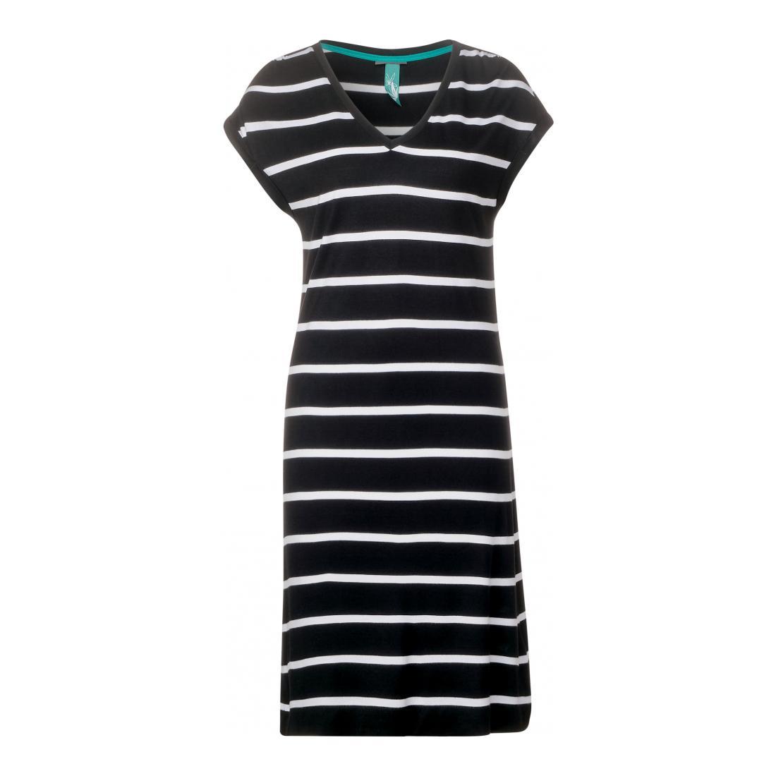 Street One Kleider kurz Damen LTD QR T-shirt Dress L96
