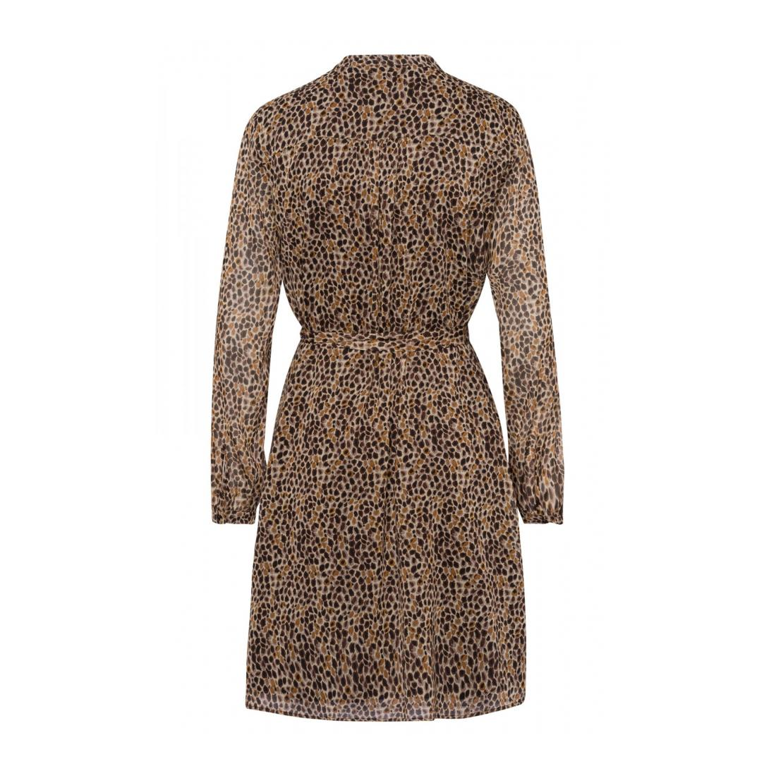 More & More Kleider kurz Damen Leo Minimal Bow Dress Act ...