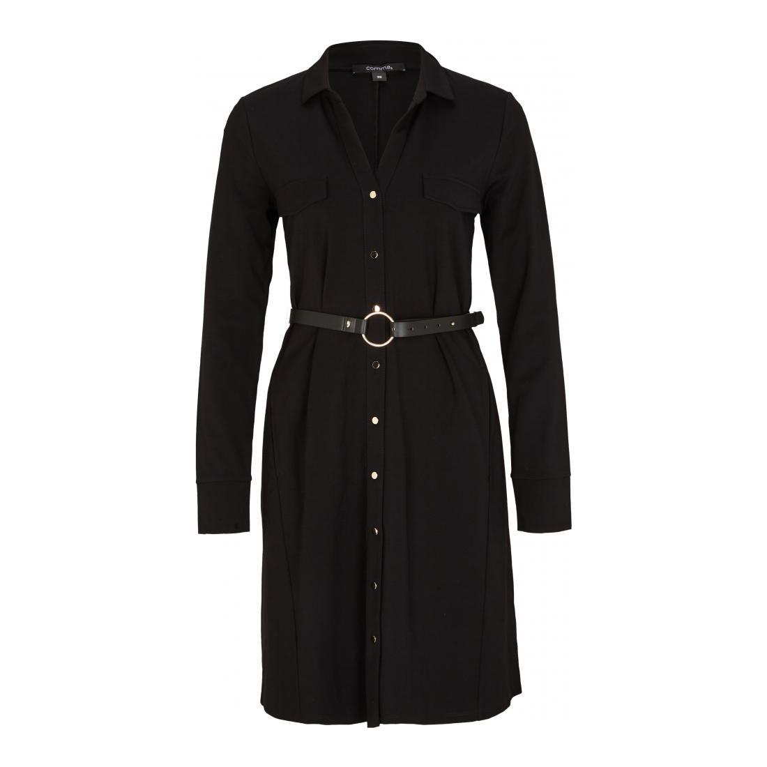 Comma Kleider kurz Damen Kleid kurz