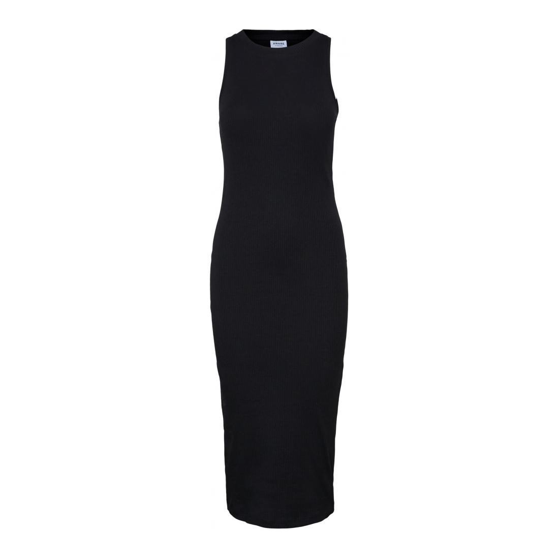 Vero Moda Kleider lang Damen VMLAVENDER SL CALF DRESS
