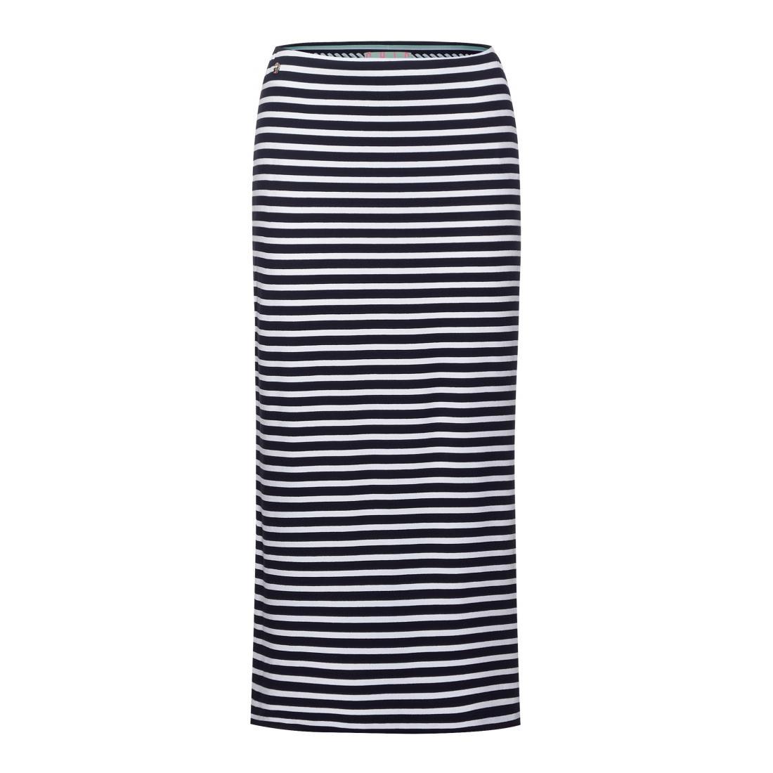 Street One Röcke lang Damen Style Pepica striped L82c