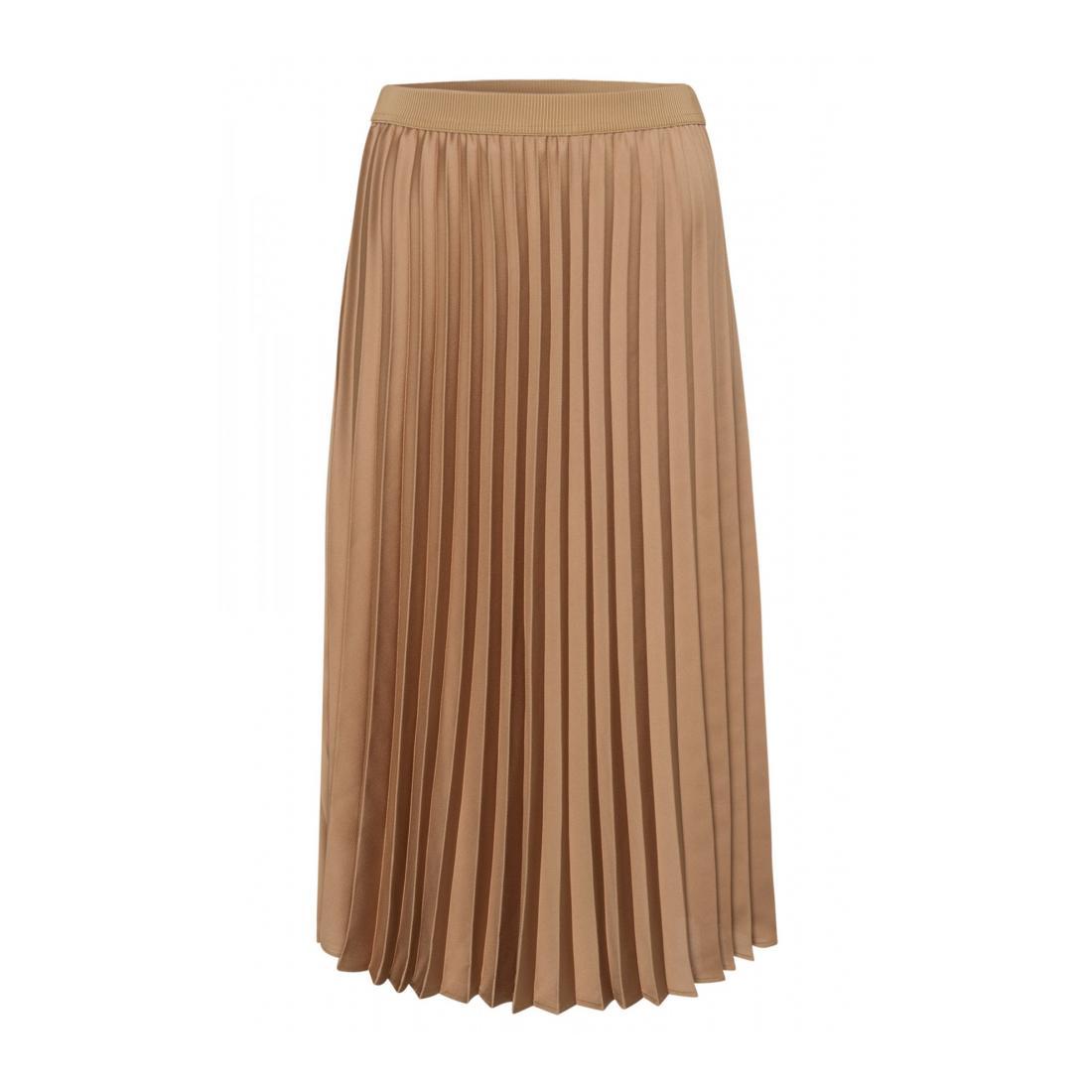 More & More Röcke normal Damen Shiny Plissee Skirt Activ