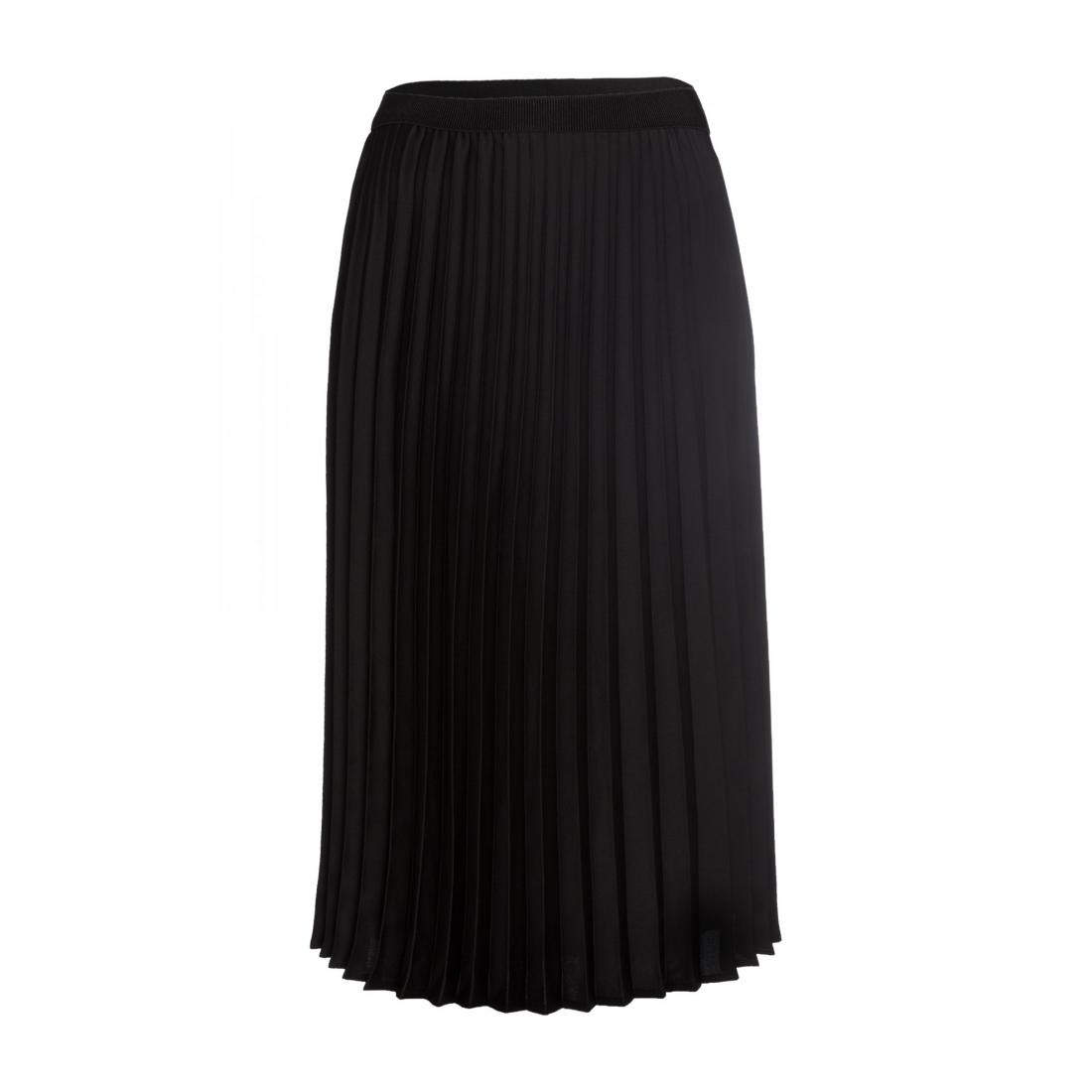 More & More  Shiny Plissee Skirt Activ