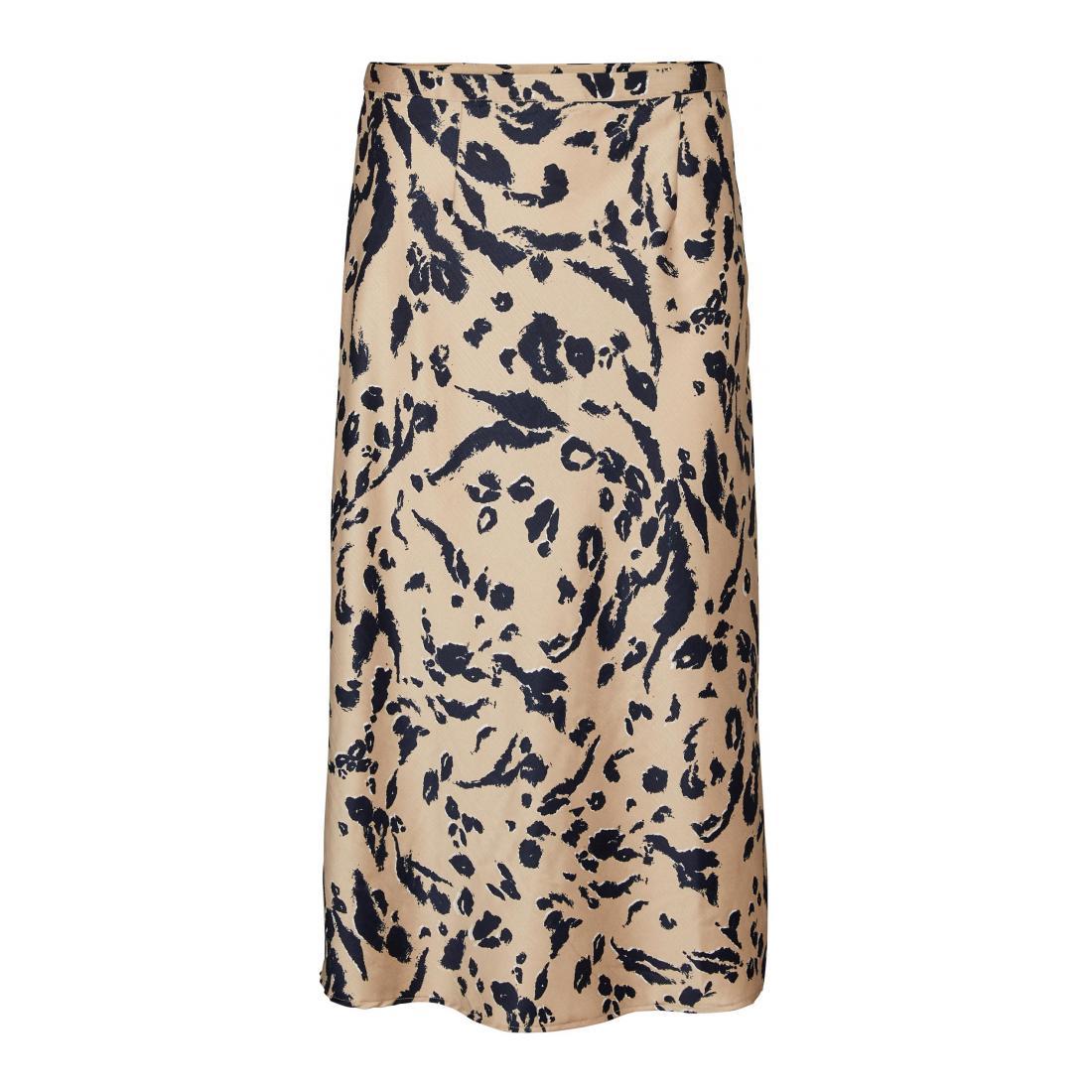 Vero Moda Röcke normal Damen VMHAILEY HW CALF SKIRT WV
