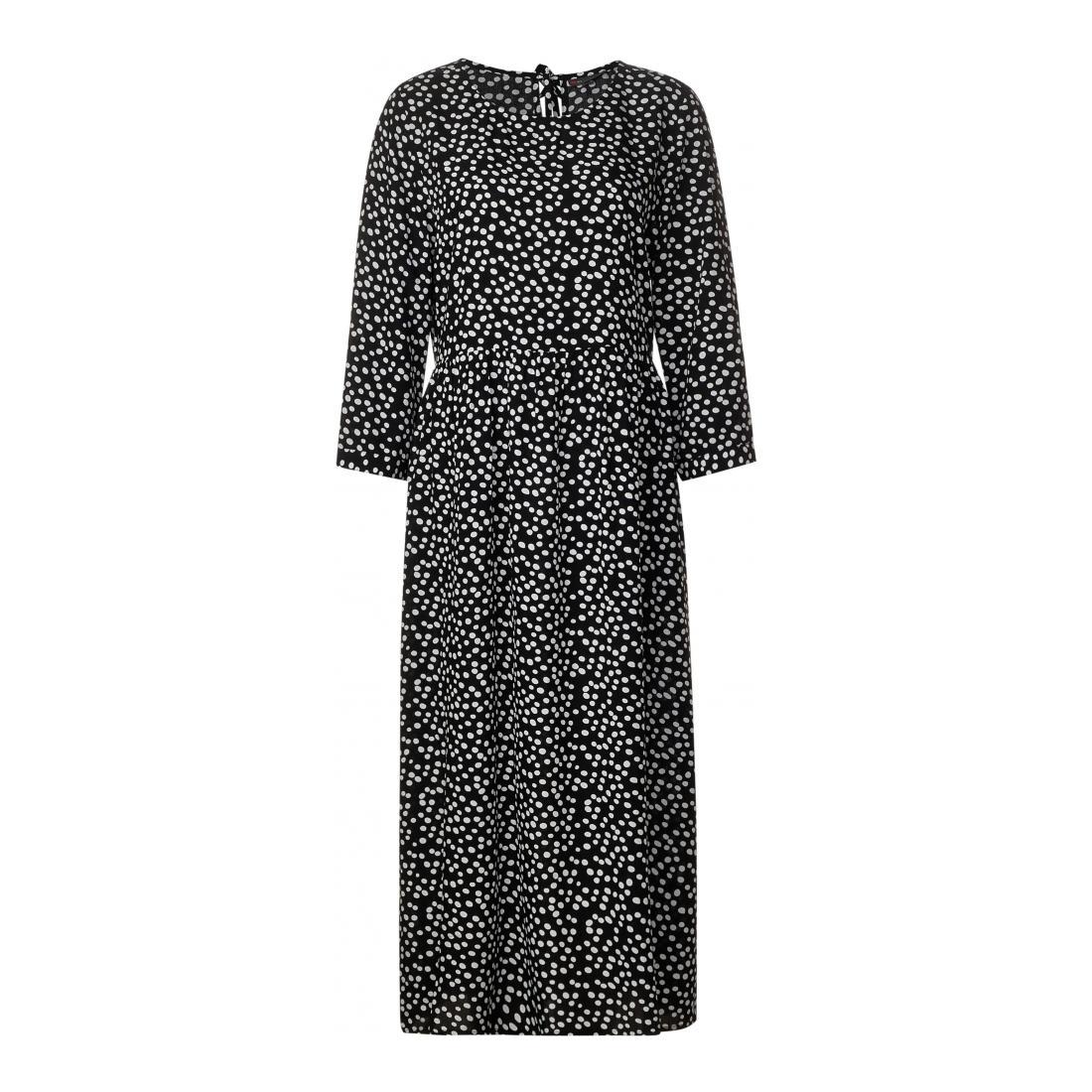 Street One Kleider lang Damen Printed Midi dress_L124
