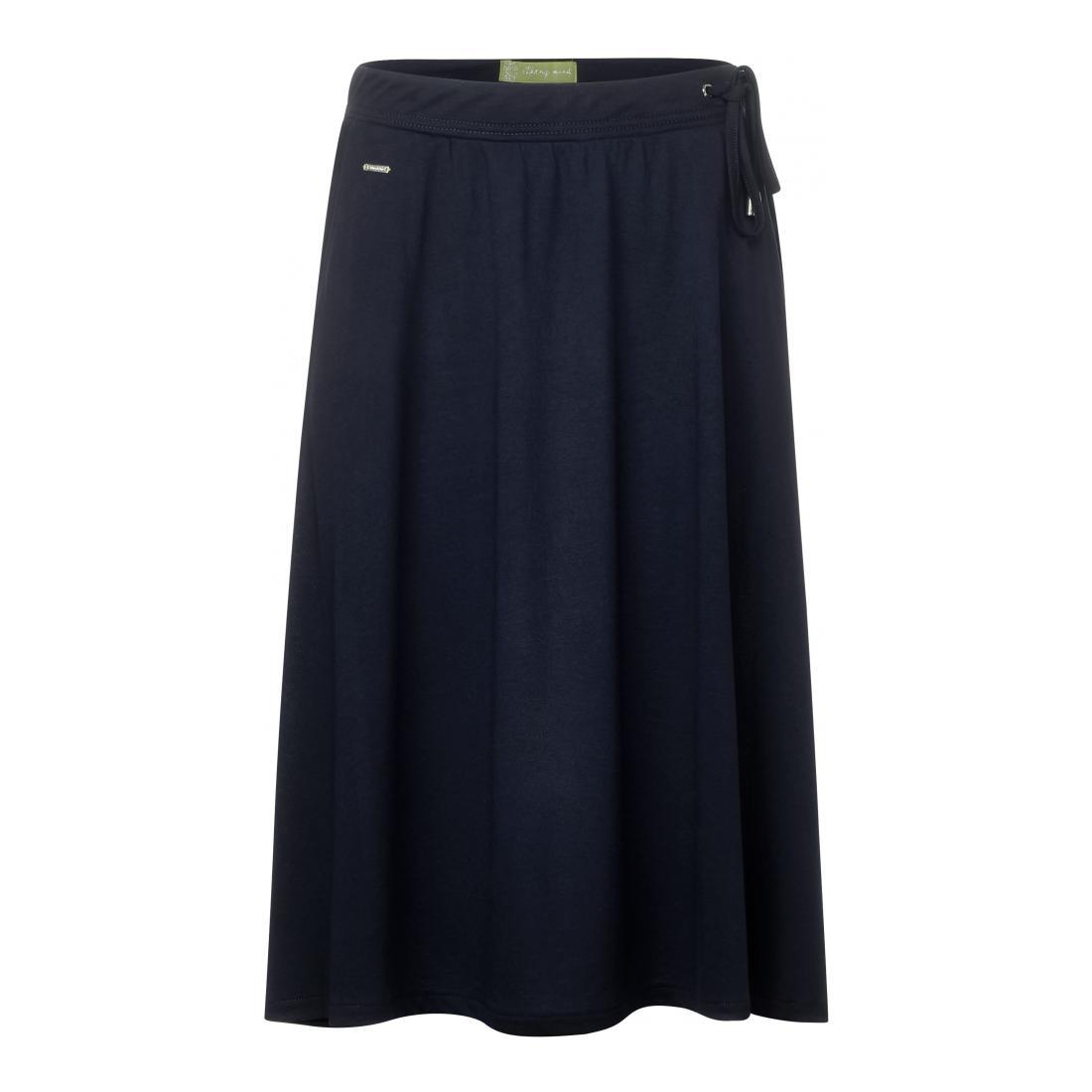 Street One Röcke normal Damen QR Jersey Jog skirt UNI