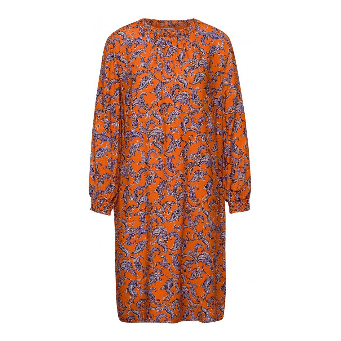 Street One Kleider kurz Damen Smok Dress_Moderat_L96
