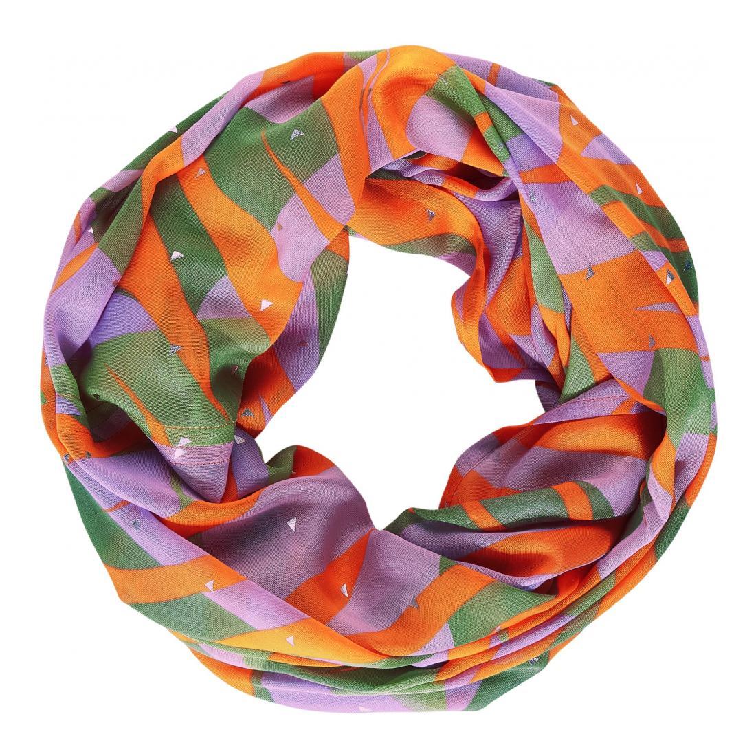 Street One Schal OP_Zebra Print Loop With