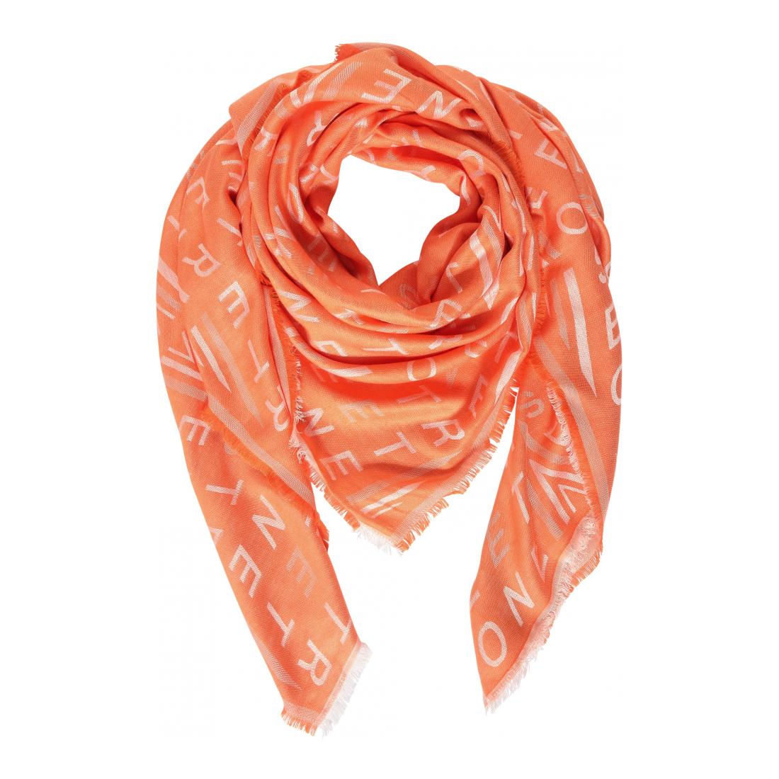 Street One Schal OP_Jacquard Square Scarf