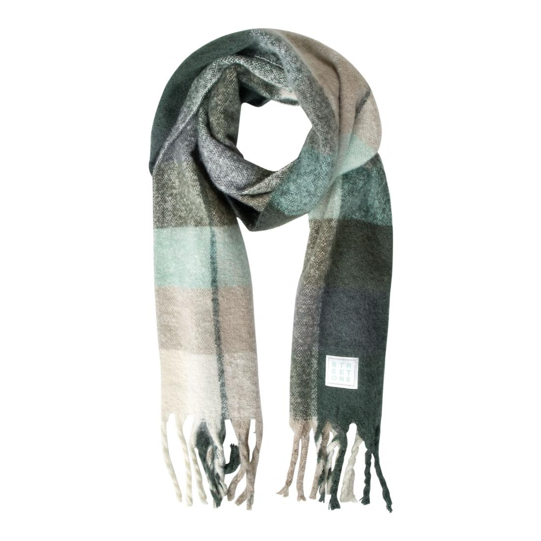 Street One  OP_Cosy Check Scarf