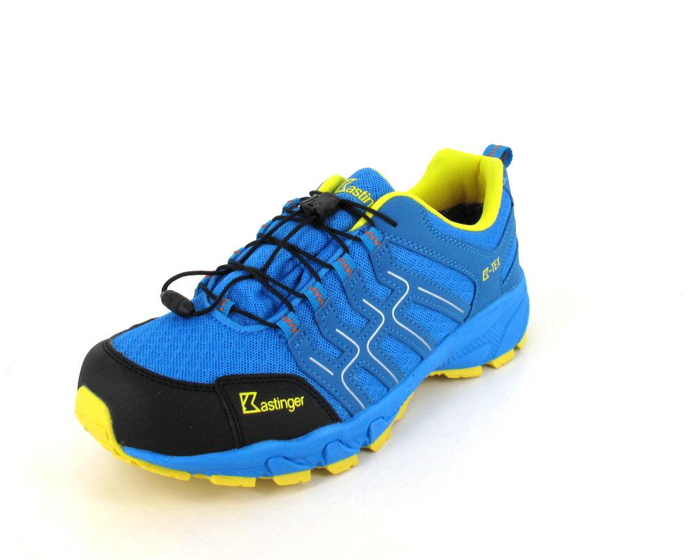 Kastinger  Trailrunner blue/black/ye
