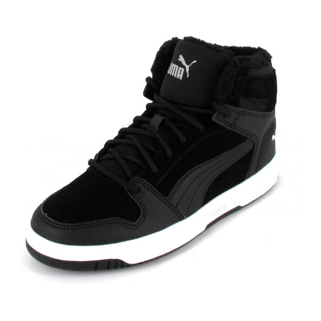 Puma Sneaker Rebound Layup Fur SD Jr