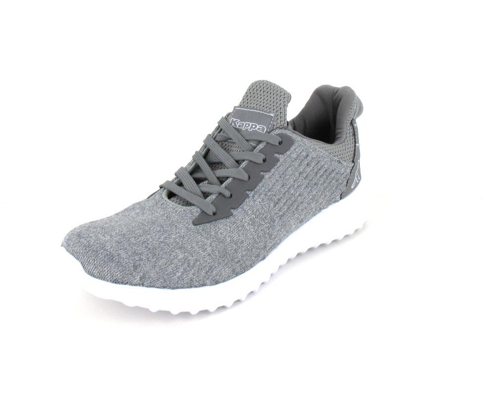 Kappa Herren Ironic grey/white