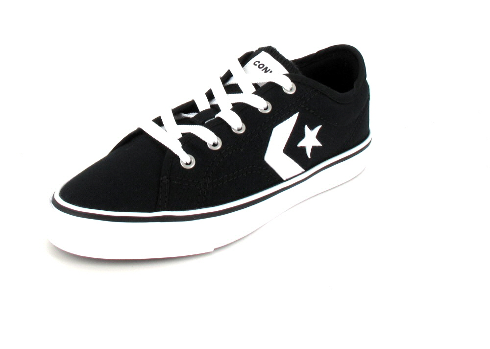 Converse Sneaker Star Replay OX Black