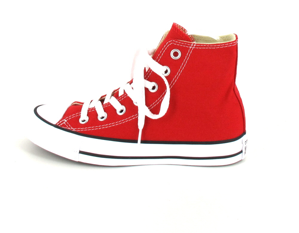 Converse Sneaker All Star HI Red
