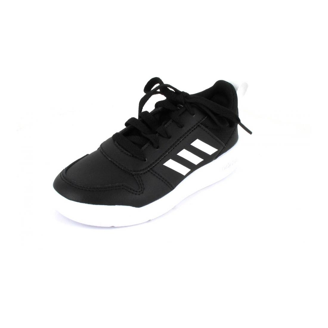 adidas sportlicher Schnürer BLACK/WHT