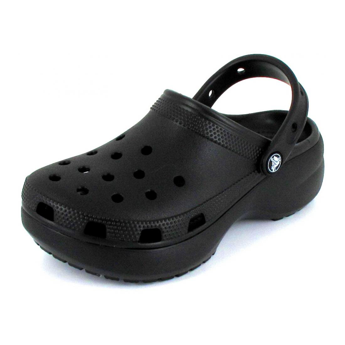 Crocs Clogs Classic Platform Clog W