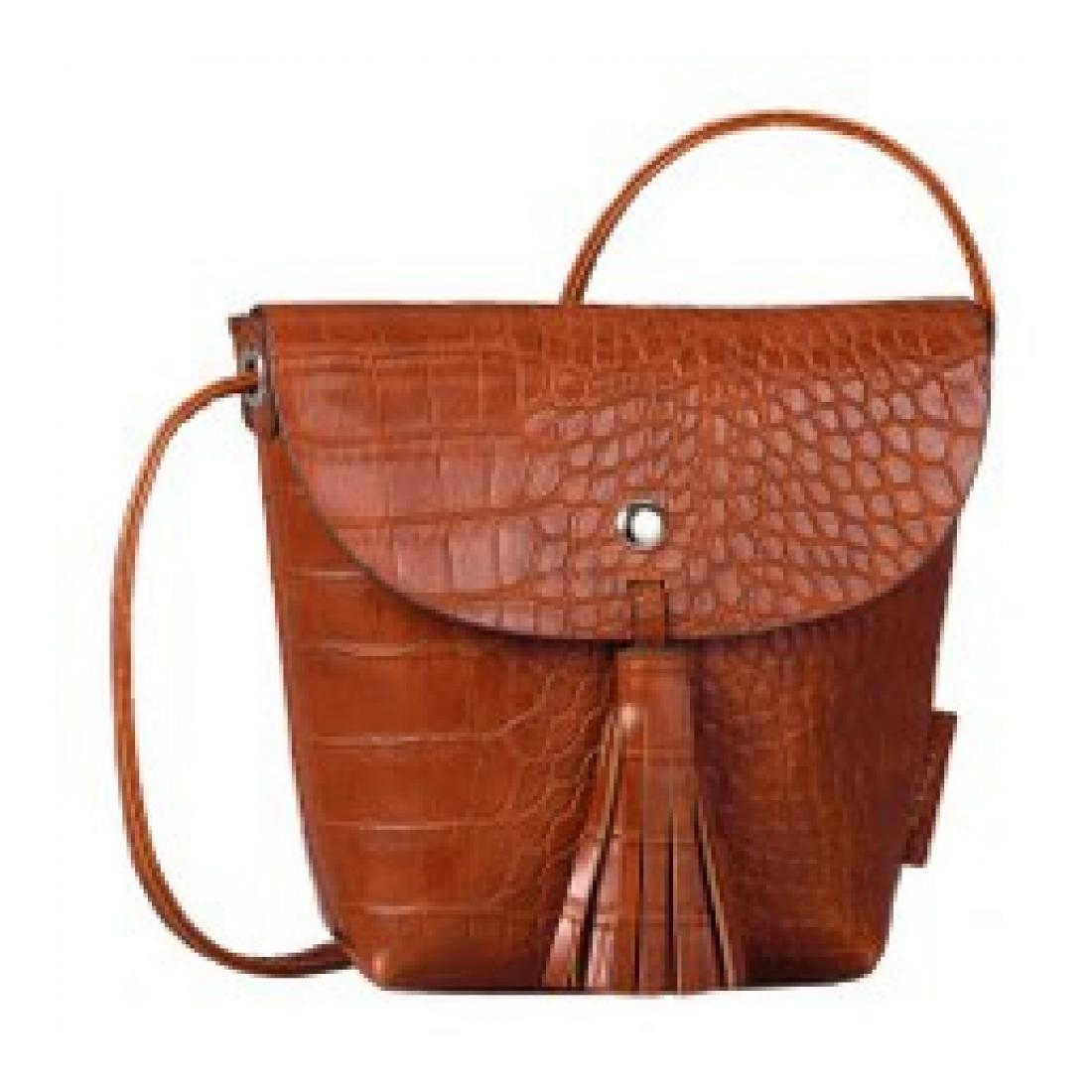 Tom Tailor Tasche Ida Croc Flap